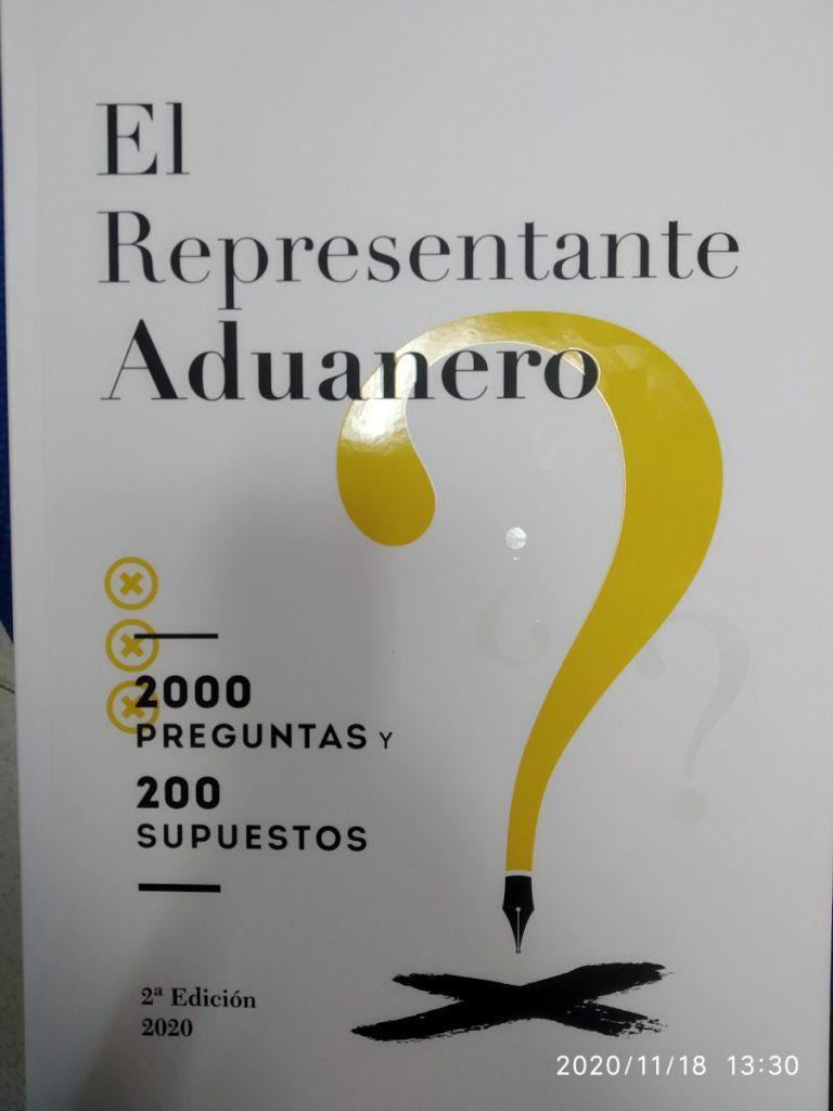 El Representante Aduanero, 2000 preguntas y 200 supuestos